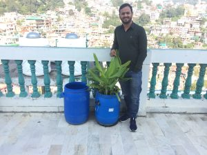 My Gardening experience – Guest Blog by Ankit Dhadwal